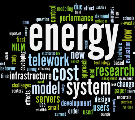 WordCloud Out of the PhD Studens' Workshop Abstracts