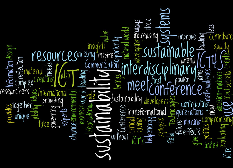 WordCloud ICT4S